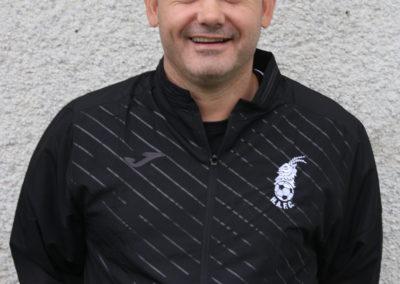 SCOTT BONAR (1st Team Coach)