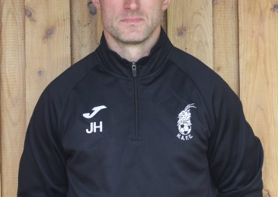 Joe Hamill (Player/Manager)