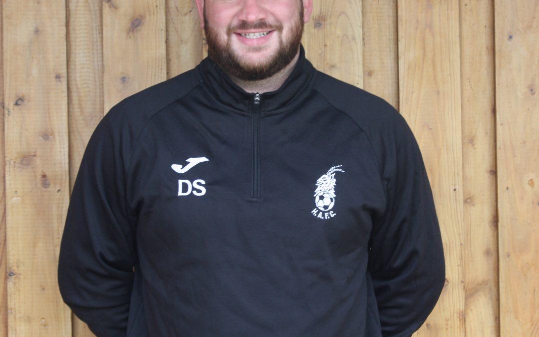 David Simmonds (GK Coach)