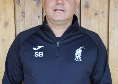 Scott Bonar (1st Team Coach)